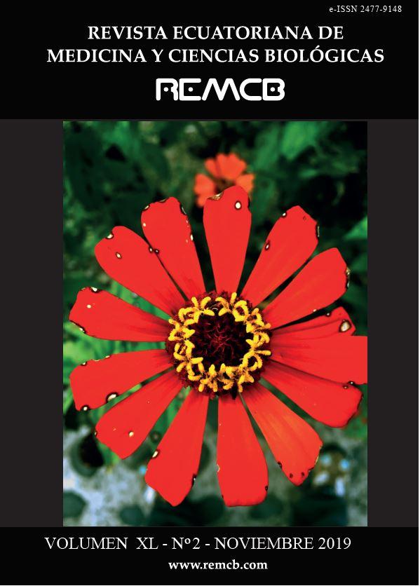 Fotografía de portada: Kathya Bustamante Vistosa flor encontrada en los jardines del Napo Cultural Center (Parque Nacional Yasuní, bosque lluvioso amazónico), administrado en su totalidad por la comunidad Kichwa Añangu.